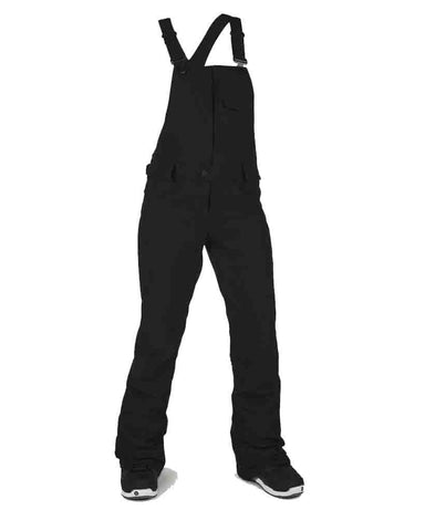SWIFT BIB OVERALL BLACK
