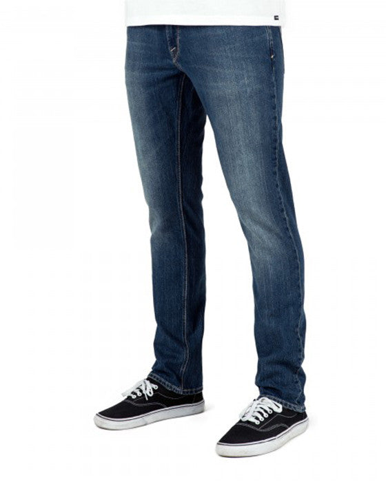 Jeans VOLCOM VORTA DENIM SLIM SANDY FIT INDIGO