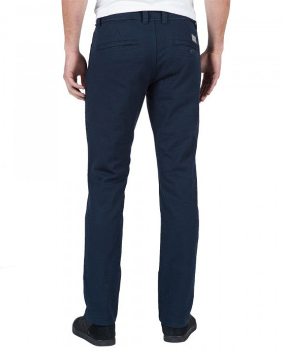 VOLCOM VSM pants GRITTER SLIM FIT NAVY