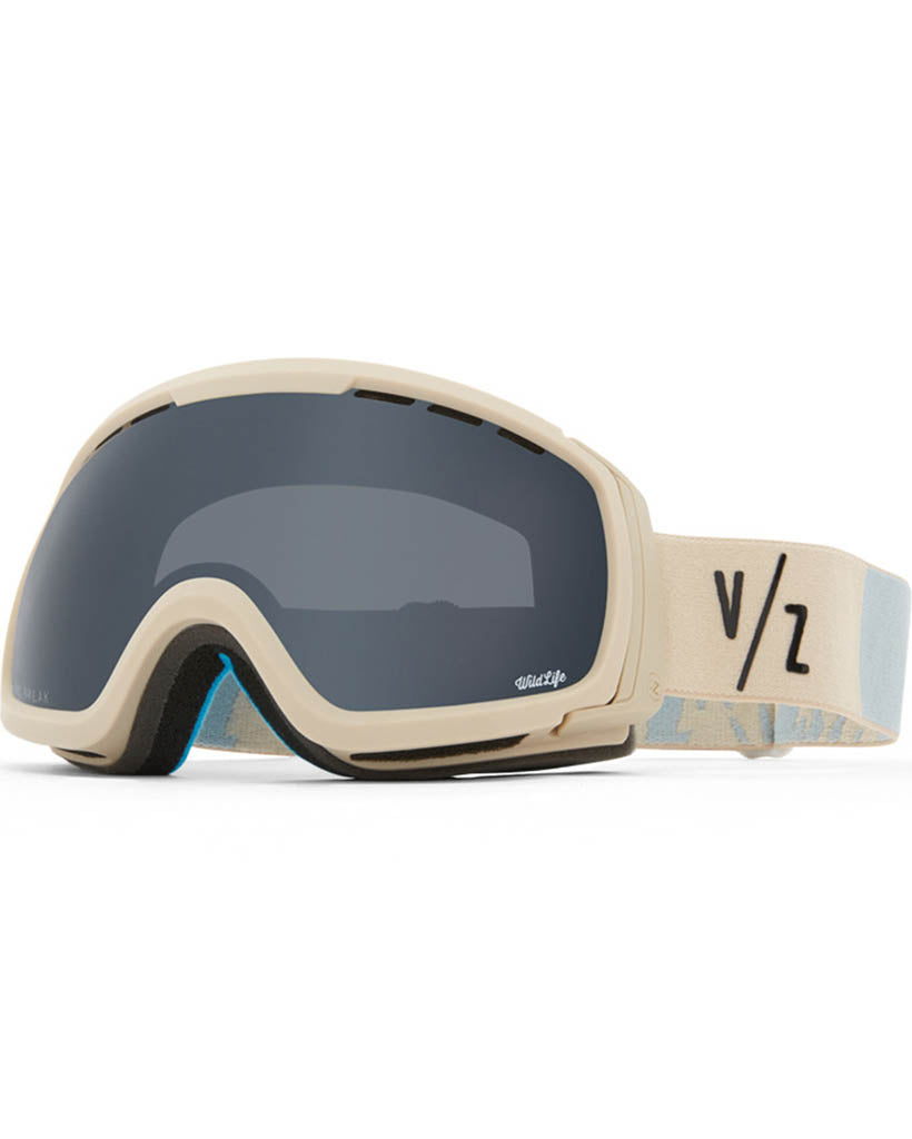 Goggles VON ZIPPER FEENOM NLS SPRING BONE SATIN BREAK / WILDLIFE BLACKOUT