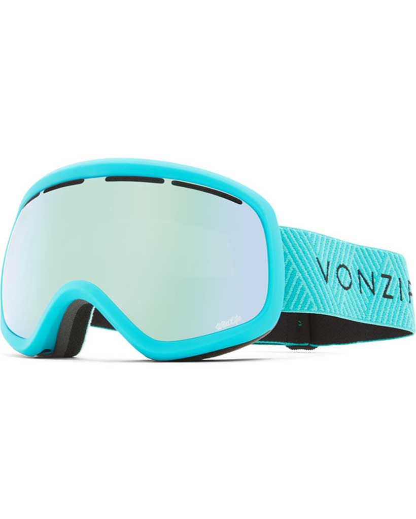 Goggles VON ZIPPER SKYLAB MINT SATIN / WILDLIFE STELLAR CHROME