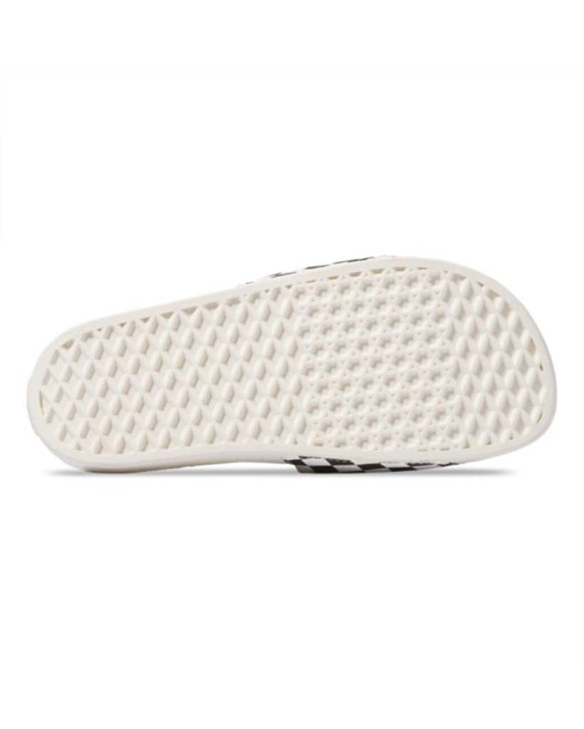 Sandales VANS WOMENS SLIDE-ON CHECKERBOARD WHITE-BLACK