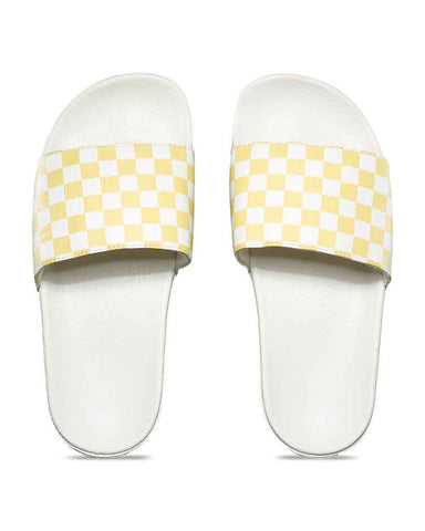 WOMENS SLIDE-ON PINEAPPLE