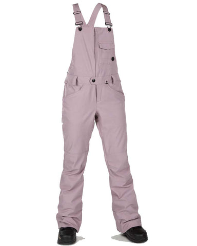 WOMENS SWIFT OVERALL BIB - PURPLE HAZE