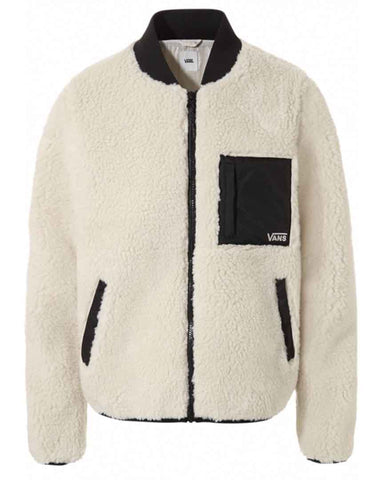 WOMEN'S MISTY FOG BONE WHITE JACKET