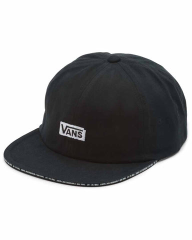 X BAKER JOCKEY HAT BLACK
