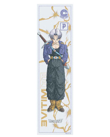 X DRAGON BALL Z TRUNKS GLOW PRINTED GRIP