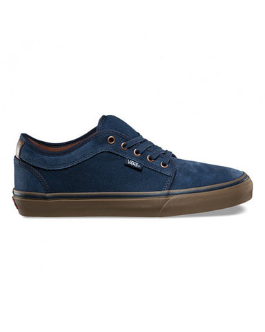 YOUTH CHUKKA LOW RICH NAVY GUM