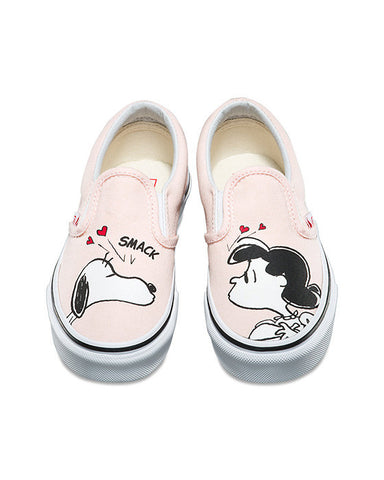 YOUTH CLASSIC SLIP-ON PEANUTS SMACK