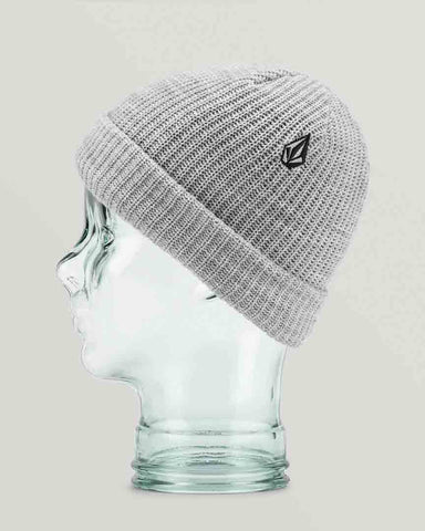 YOUTH SWEEPLINED BY BEANIE -HEATHER GRAY