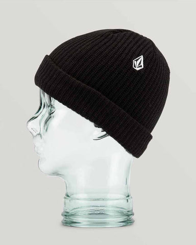 YOUTH SWEEPLINED BY BEANIE - BLACK