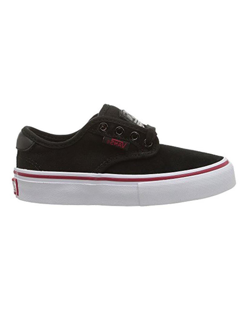 VANS Y CHIMA FERGUSON PRO BLACK WHITE CHILI PEPPER