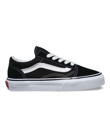 Y OLD SKOOL BLACK TRUE WHITE
