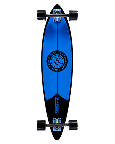 ZFLEX PINTAIL BLACK/BLUE