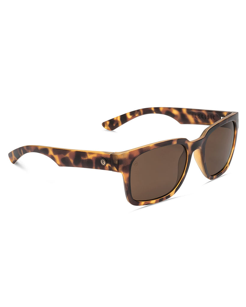 Sunglasses ELECTRIC ZOMBIE MATTE TORT OHM BRONZE