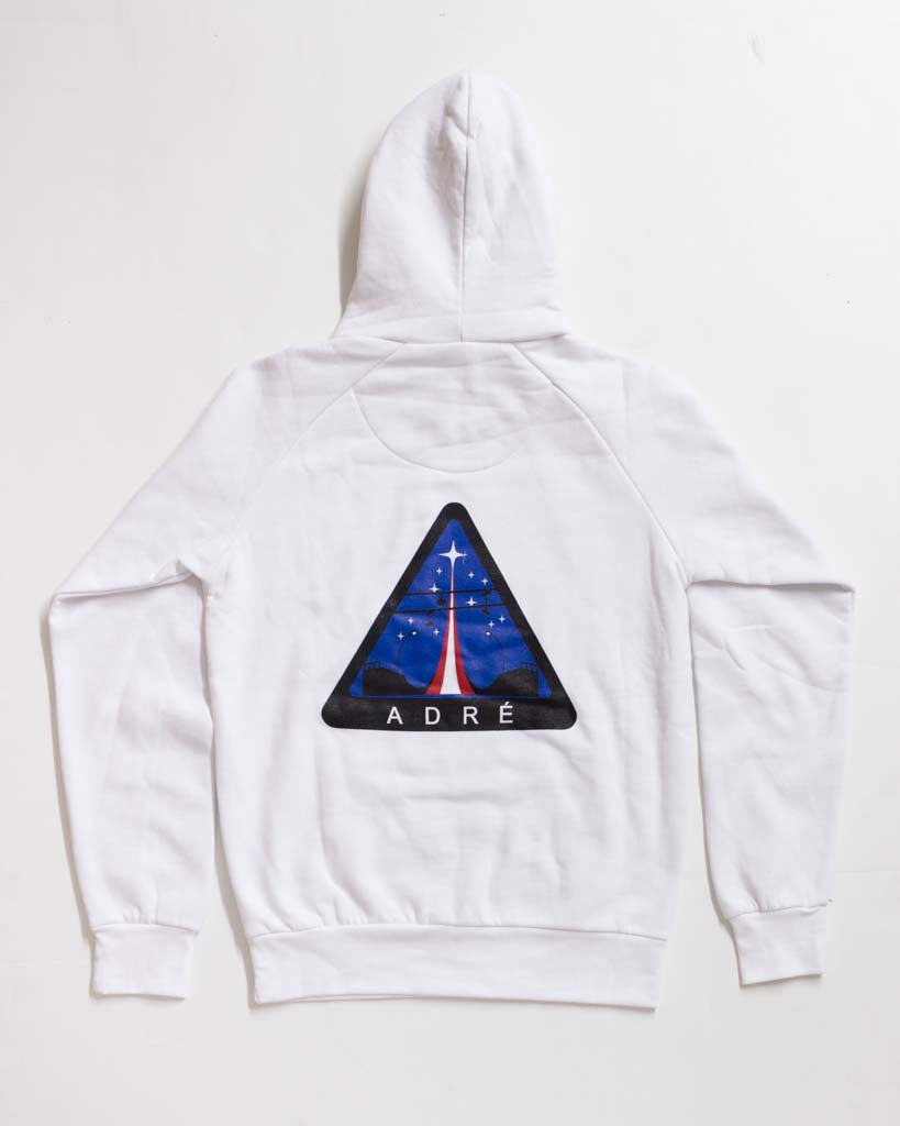 Hoodies ADRENALINE ADRE W WHITE