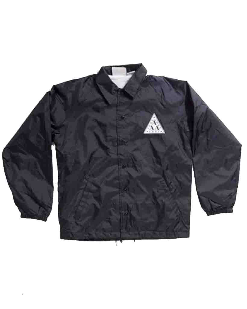 Coat ADRENALINE ADRE LAMBDA COACH JACKET BLACK
