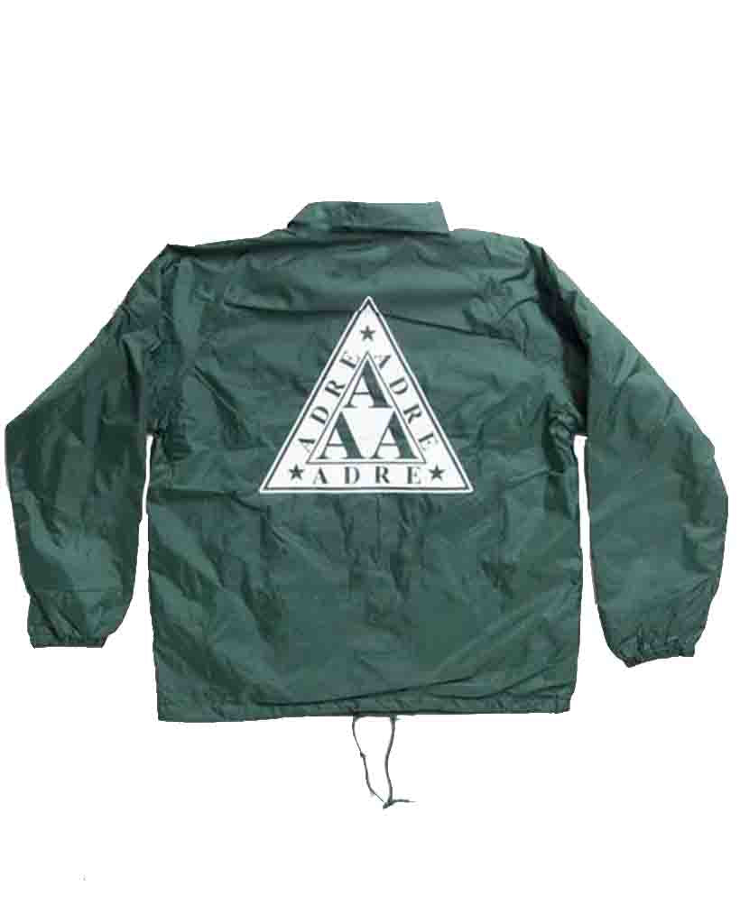 Coat ADRENALINE ADRE LAMBDA COACH JACKET GREEN
