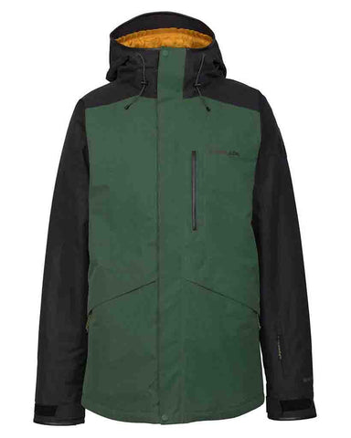 ATKA GORE-TEX® INSULATED JACKET FOREST GREEN