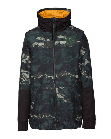 BAXTER INSULATED JACKET SEDIMENT