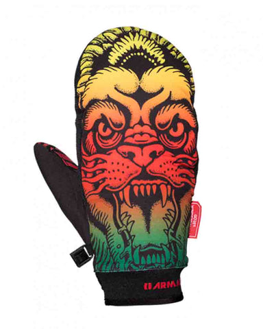 CARMEL WINDSTOPPER MITT LION