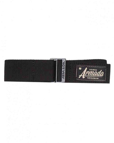 PAN STRETCH BELT BLACK