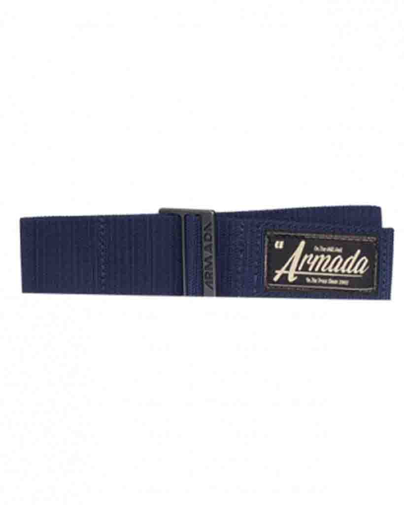 Belt ARMADA PAN STRETCH BELT NAVY