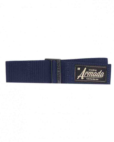 PAN STRETCH BELT NAVY