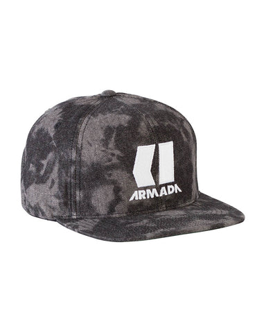 STANDARD HAT BLACK WASH