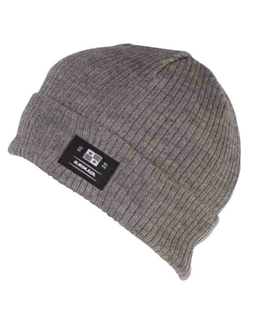 SEAFARER BEANIE HEATHER GREY