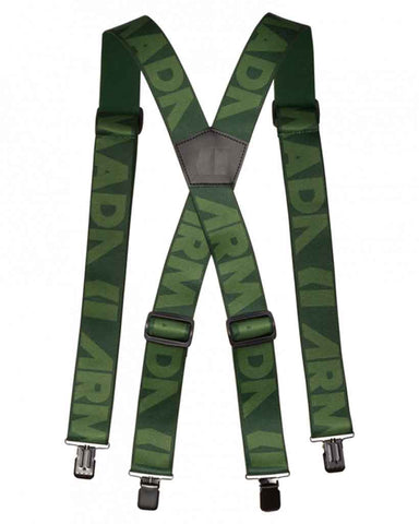 STAGE SUSPENDER FOREST GREEN