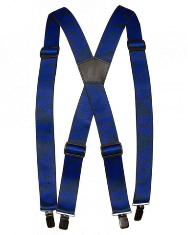 STAGE SUSPENDER NAVY