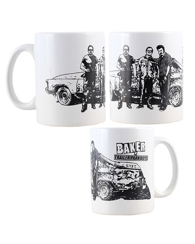 BAKER X TRAILER PARK BOYS COFFEE MUG