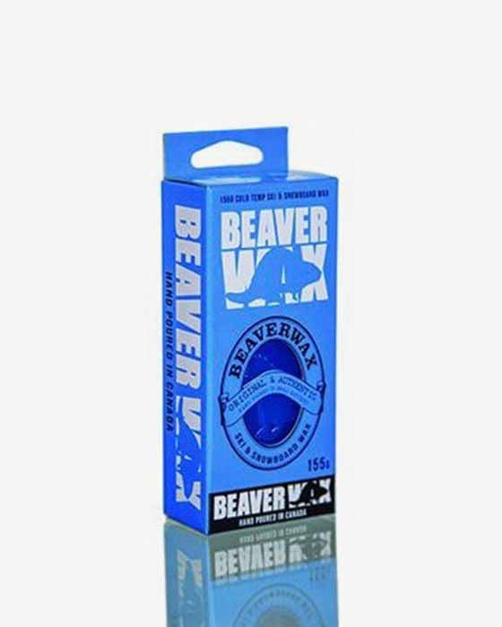 BEAVER WAX COLD TEMPERATURE snowboard accessory