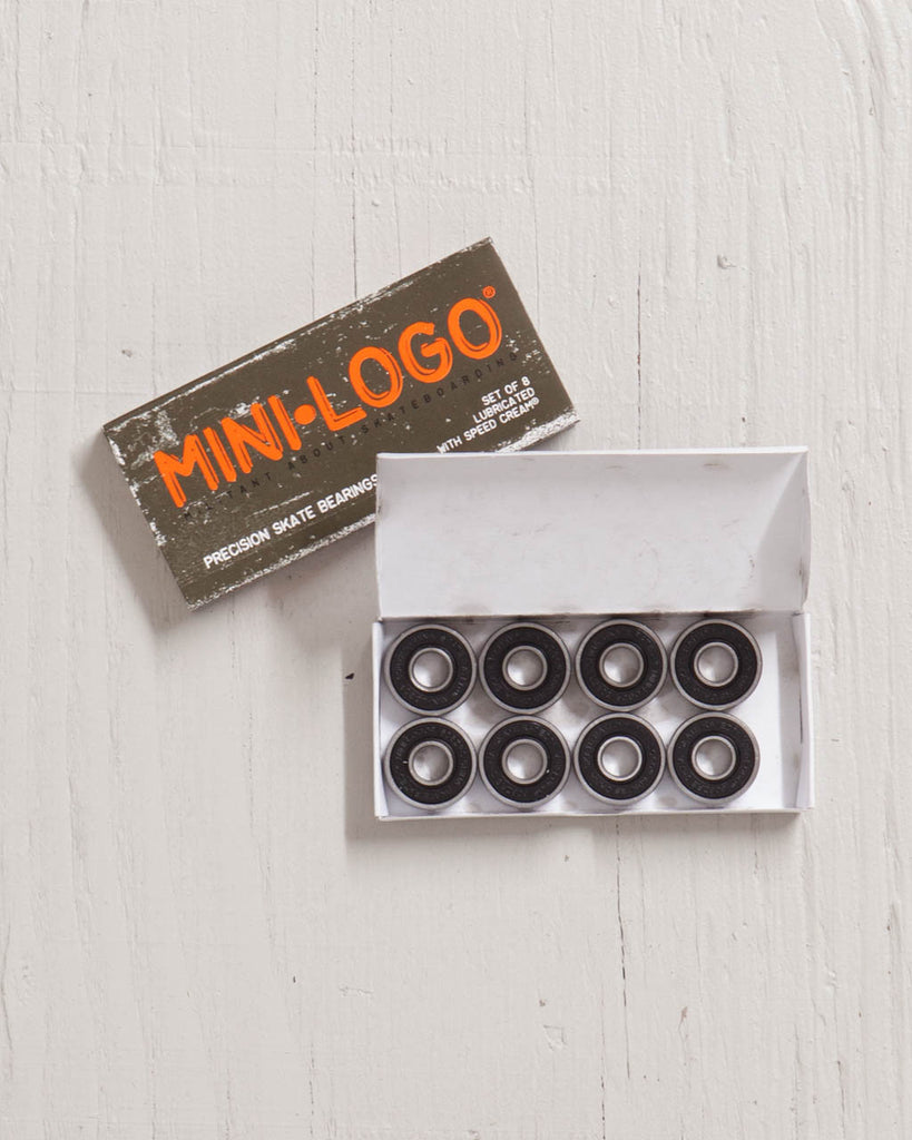 BONES -MINI LOGO BEARINGS