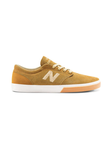 NB# -BRIGHTON 345 CAMEL/WHITE  - 1