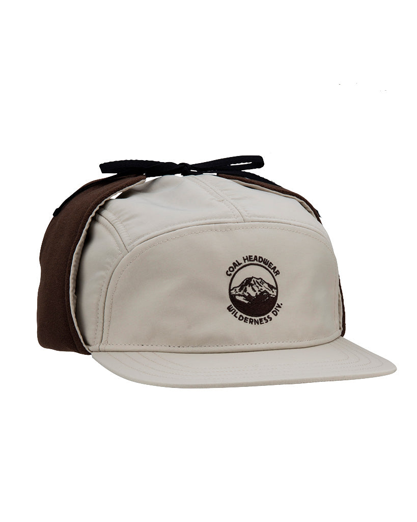 Casquette COAL THE TRACKER KHAKI