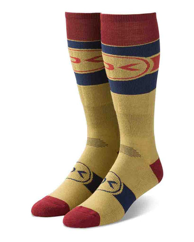 FREERIDE SOCK - MEN'S INDIA INK TEAM