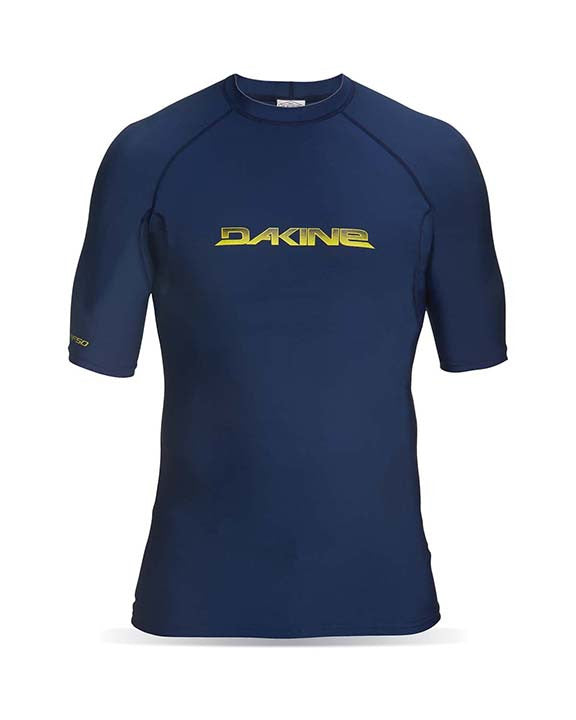 DAKINE SSL HEAVY DUTY SNUG MIDNIGHT Rashguard