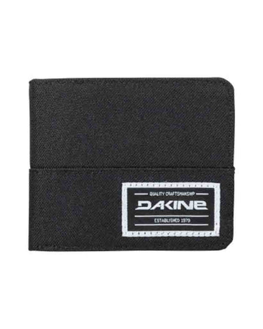 PAYBACK WALLET BLACK