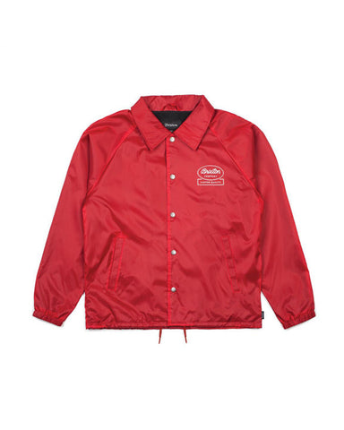 DALE JACKET RED/WHITE