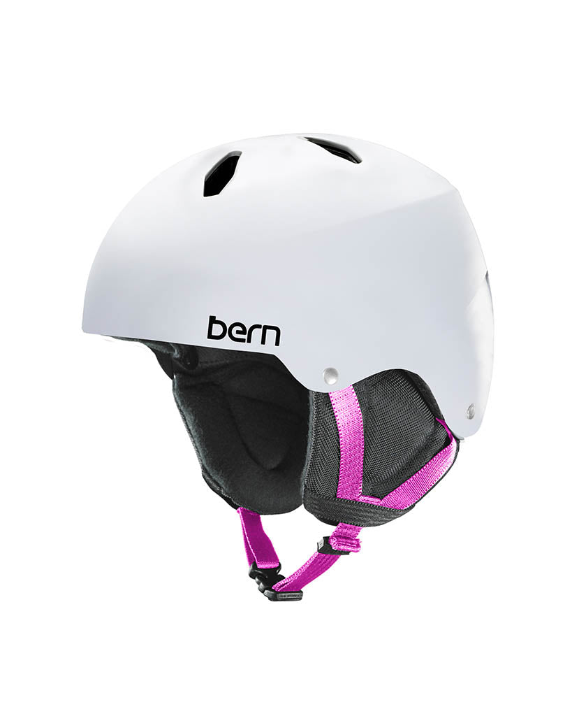 Winter helmet BERN TEAM DIABLA WHITE