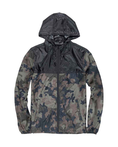 ALDER TW JUNIOR BARK CAMO