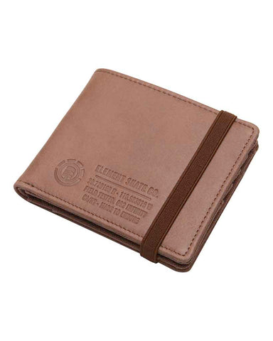 ENDURE LEATHER II WALLET BROWN