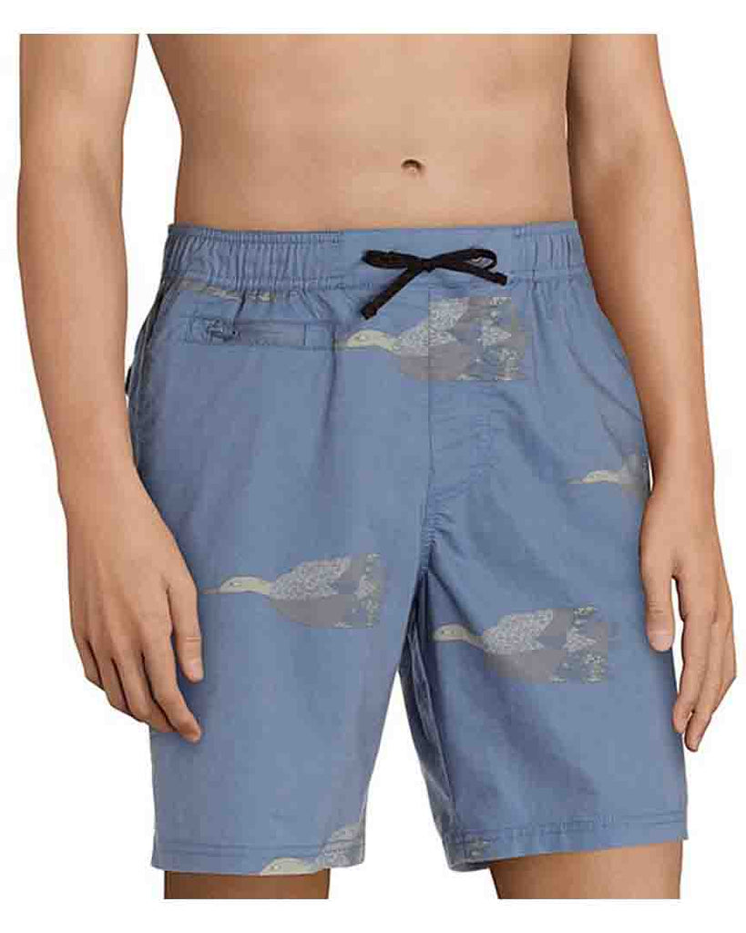 Boardshort ELEMENT RIVER SHORT BLUE DUCK