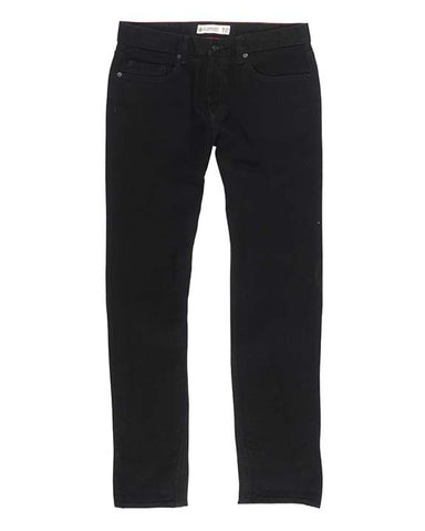 ROCHESTER BLACK RINSE REGULAR STRAIGHT FIT