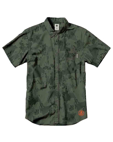 WENDEL SS CAMO GREEN
