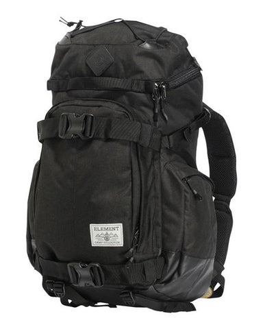 THE EXPLORER CAMP COLLECTION BACKPACK FLINT BLACK