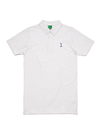 POLO BLUNTSLIDE WHITE