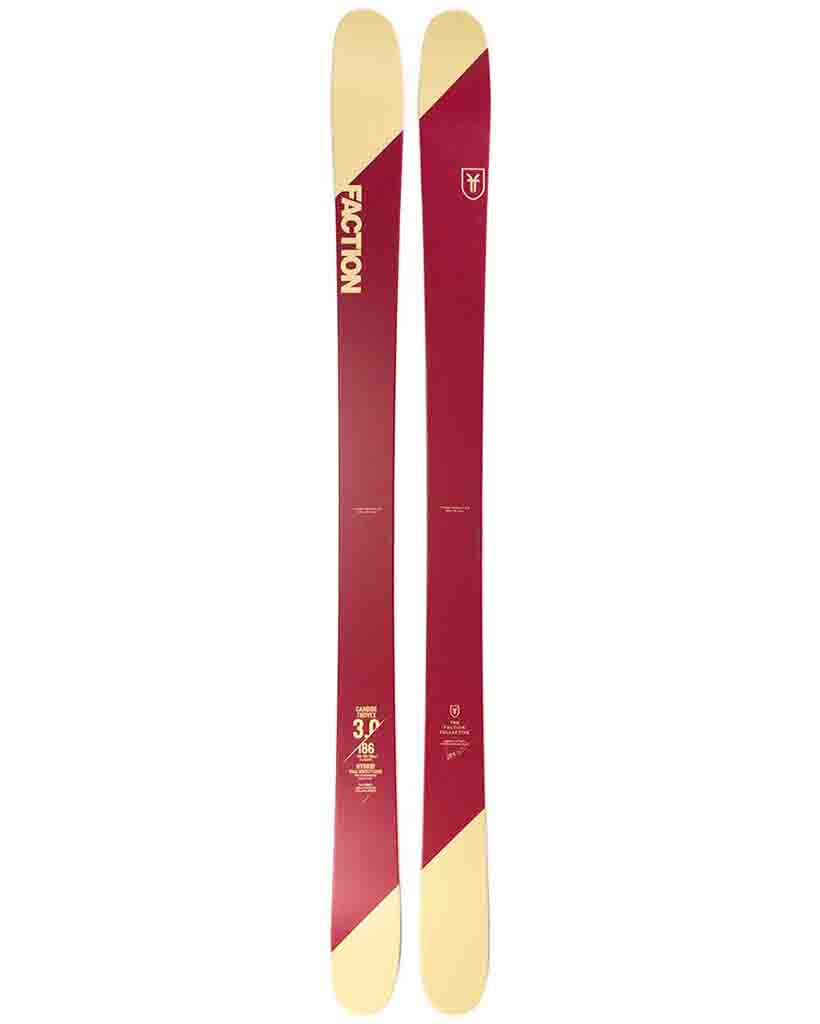 FACTION CANDIDE 3.0 186 2019 Skis
